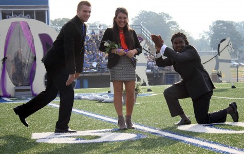 Video: Homecoming assembly