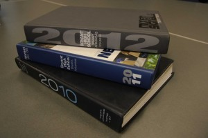 Yearbook distribution set for May 13