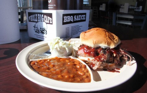 Memphis barbecue without the drive