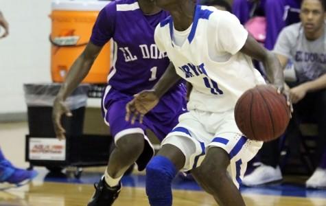 Basketball starts season versus rival Benton