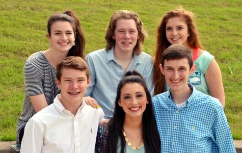 Student Senate Officers