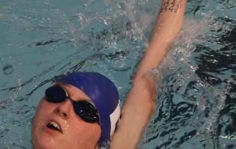 Swim Meet at Bishop Park 01/14/16