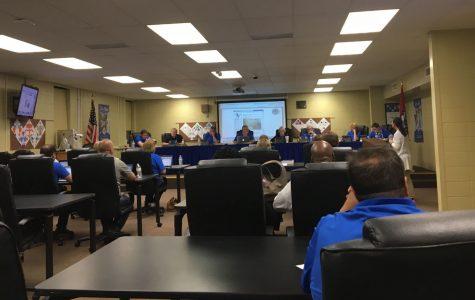 9/22/16 Board Meeting Highlights