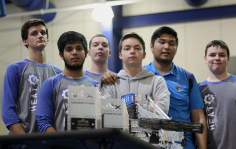 Jan. 28 VEX Competition Photo Story