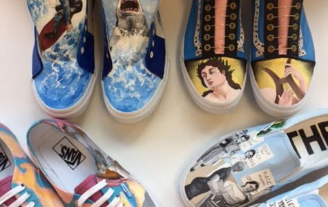 Art Students Make it to Top 50 in Vans Contest