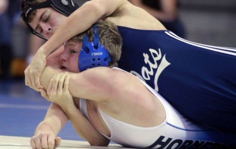 Gallery: Wrestling duel against Conway