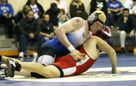 Wrestlers unable to take home duel, even after several individual wins