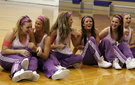 Gallery: Dance team prepares for nationals, surprise visits