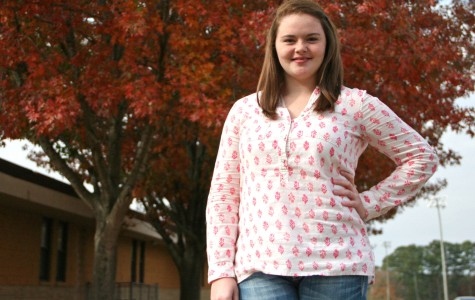 Future veterinarian: Katelyn Dandurand