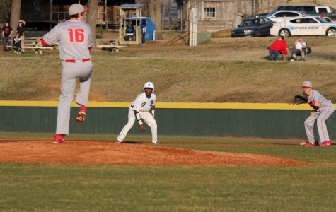 Gallery: Hornet baseball beats Maumelle 3-2