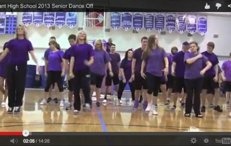 Video: Senior Week Dance Off 2013