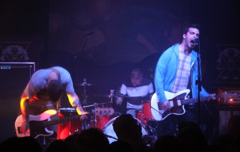 Balance and Composure plays Revolution Music Room
