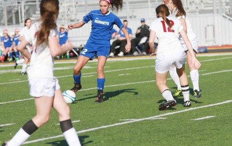 Soccer sweeps Panthers