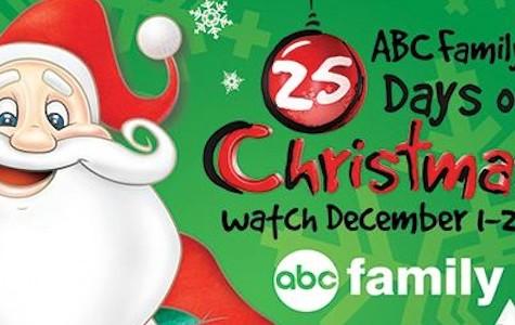 "ABC Family's ""25 Days of Christmas"""