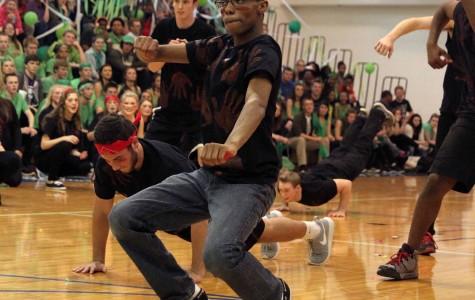 Senior Week Dances 2015