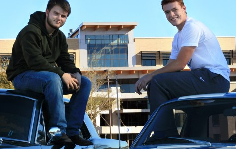 Humans Of BHS: Ben Bell and Seth Shepard