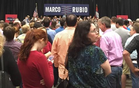 Marco Rubio Rally