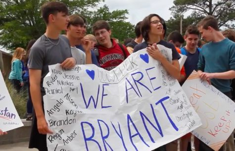 Bryant Gives Back with Adopt-A-Child