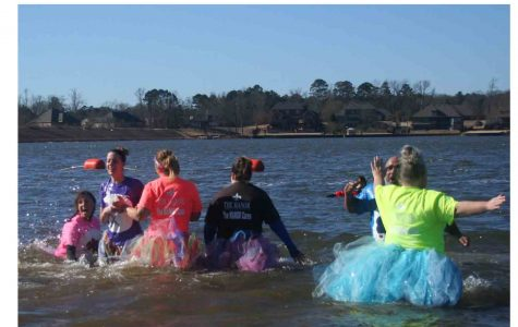 Partner's Club Polar Plunge