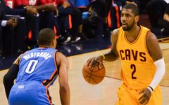 Kyrie Irving Blockbuster Trade