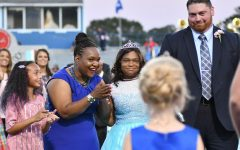 Homecoming Court Remains Humble