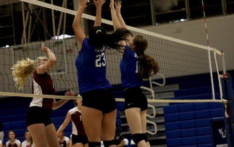 Hornet Volleyball plays Benton Oct. 19