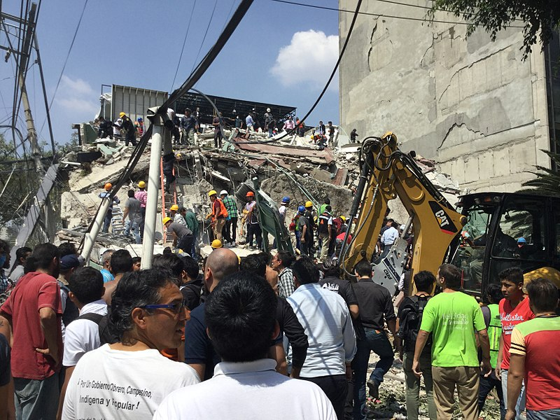 Shockwave Earthquakes in Mexico Hits Home for Students