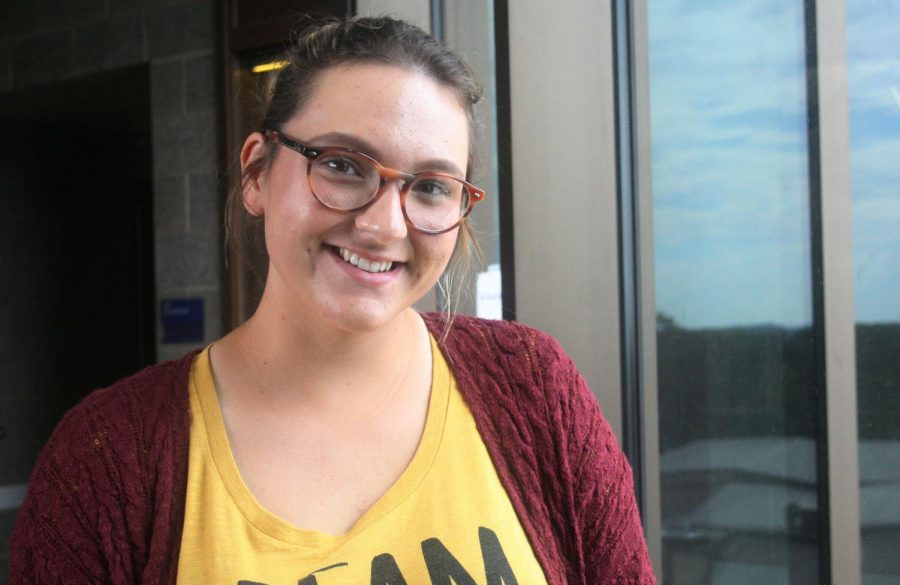 Humans of BHS: Hannah Jetton