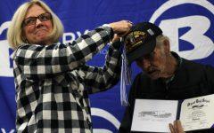 Veterans Commencement