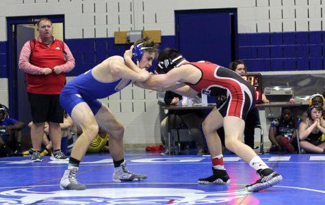 Hornet Wrestling Match