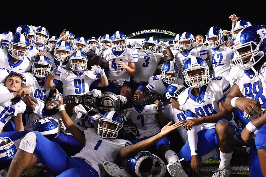 Hornets Continue 14-Year Victory Streak at 2019 Salt Bowl