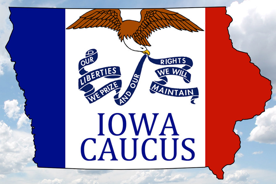 Iowa Caucuses Heat Up