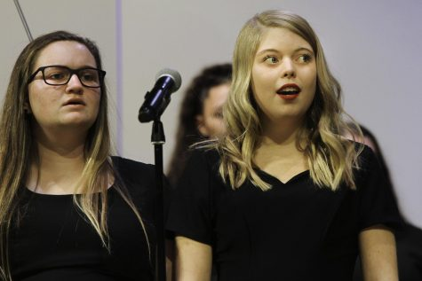 Bryant Choir Hosts Cabaret to Fundraise for National Honor Choir