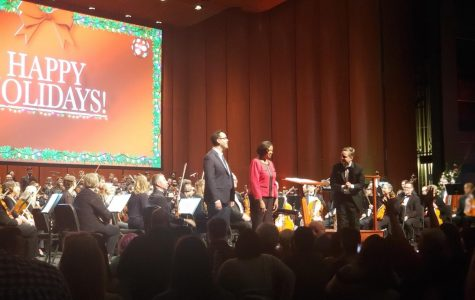 Bryant Choir Performs with Arkansas Symphony Orchestra