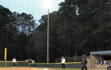 Lady Hornets win First Home Softball Game
