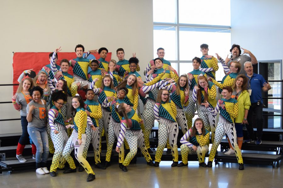 "Indoor Percussion Presents ""Innovations of the 80s!"""