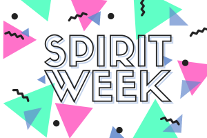 The 2020 homecoming spirit week will take place Oct. 5 through Oct. 9.