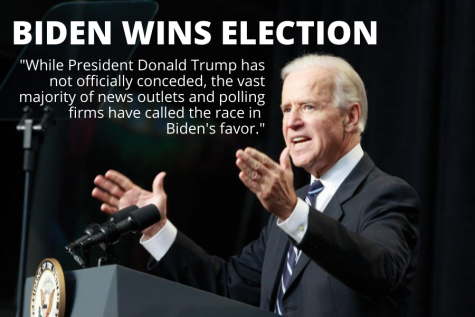 Biden Wins Presidential Election