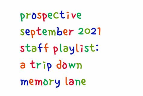 September Prospective Spotify: A Trip Down Memory Lane
